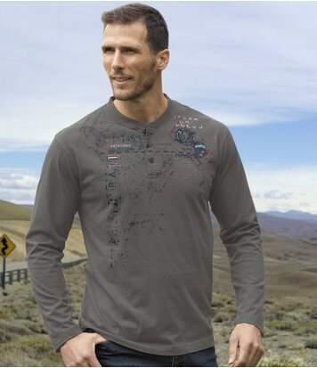 Két darabos Terra del Fuego póló szett