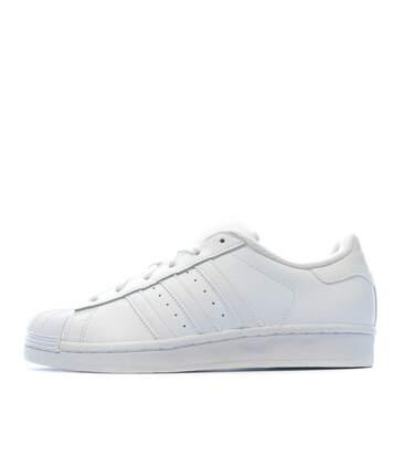 Superstar Baskets blanches homme/femme Adidas