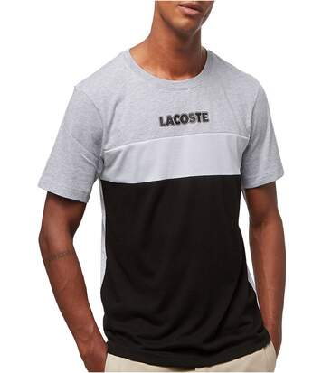 Tee shirt color block  -  Homme - Lacoste