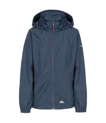 Trespass Womens/Ladies Blyton Waterproof Jacket (Navy) - UTTP4619