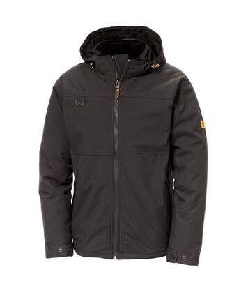 Caterpillar Mens Chinook Waterproof Jacket (Black) - UTFS4639
