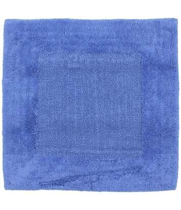 Tapis de bain 60x60 cm DREAM bleu Lavande 2100 g/m2