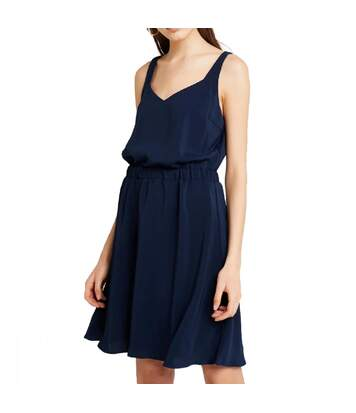 Robe bleu femme Vila