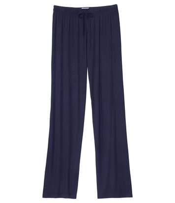 Splývavé volnočasové kalhoty
