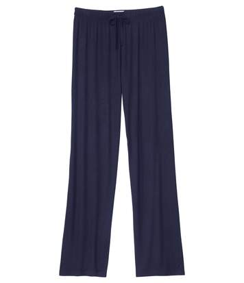 Soepelvallende pantalon