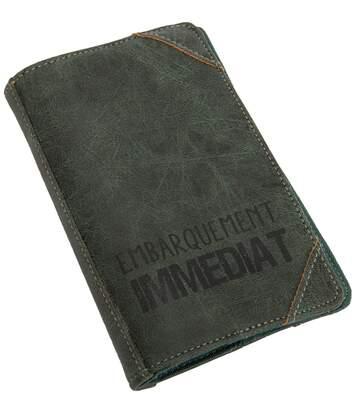 Protège passeport Embarquement