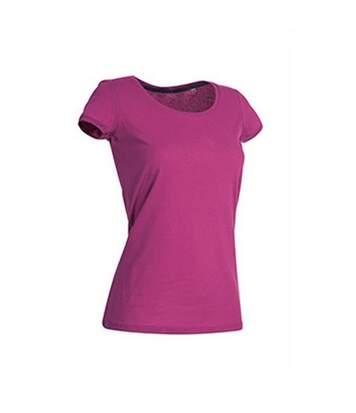 Stedman - T-Shirt Megan - Femme (Rose foncé) - UTAB363