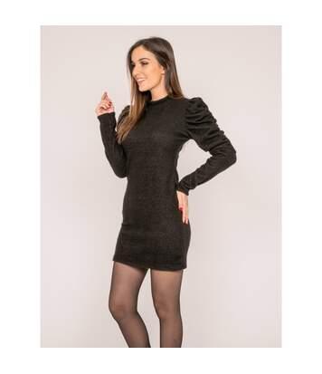 Robe courte en maille ISADORA - Dona X Lisa