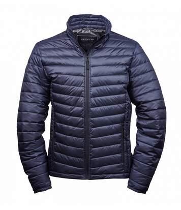 Doudoune anorak homme - Tee Jays 9630 - bleu marine