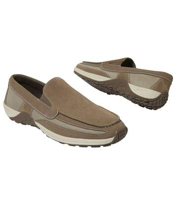 Men's Arizona Moccasins - Camel