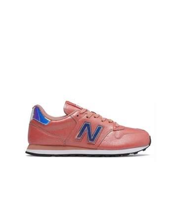 Sneakers à Logo Brillant  -  New Balance