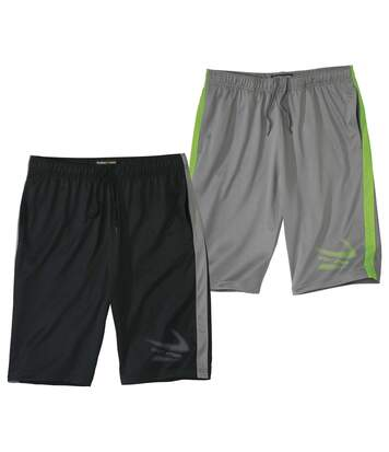 Set van 2 bermuda's Jogging