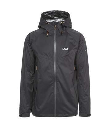Trespass Mens Edmont II DLX Waterproof Jacket (Black) - UTTP3779