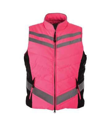 Equisafety - Gilet - Adulte (Rose) - UTWB936