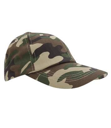 Result Unisex Heavy Cotton Premium Pro-Style Baseball Cap (Royal) - UTBC958