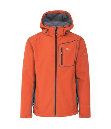 Trespass Mens Strathy II Softshell Jacket (Burnt Orange) - UTTP3797