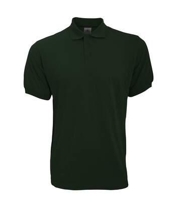 B&C Safran Mens Polo Shirt / Mens Short Sleeve Polo Shirts (Khaki) - UTBC103