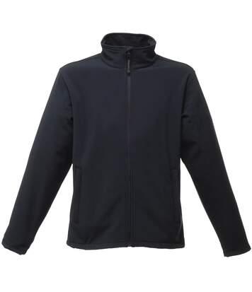 Regatta Mens Reid Water Repellent Softshell Jacket (Navy) - UTRW1194
