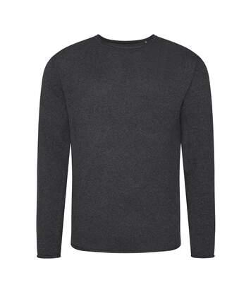 Ecologie Mens Arenal Lightweight Sweater (Charcoal) - UTPC3064