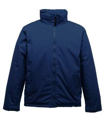 Regatta Mens Classic Waterproof Shell Jacket (Navy) - UTRW4586