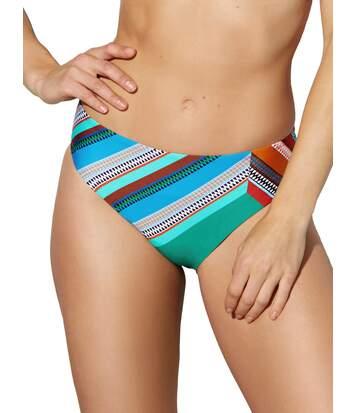Bas maillot de bain bikini Panuelo Selmark Mare vert