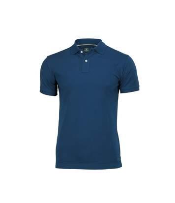 Nimbus Mens Yale Short Sleeve Polo Shirt (Indigo Blue) - UTRW3619