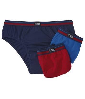 3er-Pack Slips Komfort