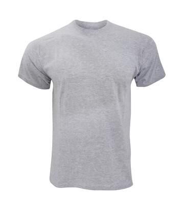Fruit Of The Loom Mens Original Short Sleeve T-Shirt (Heather) - UTPC124