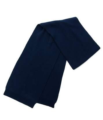 Écharpe bleue mixte Le Coq Sportif Essentiel