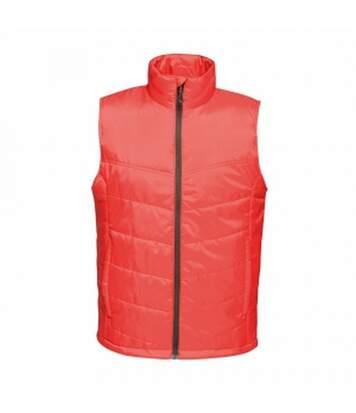 Regatta Mens Stage II Insulated Bodywarmer (Classic Red) - UTRG3562