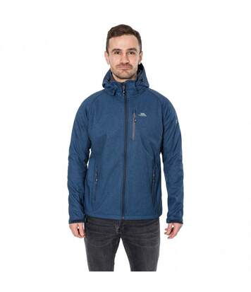 Trespass Mens Desmond TP75 Softshell Jacket (Navy) - UTTP4262
