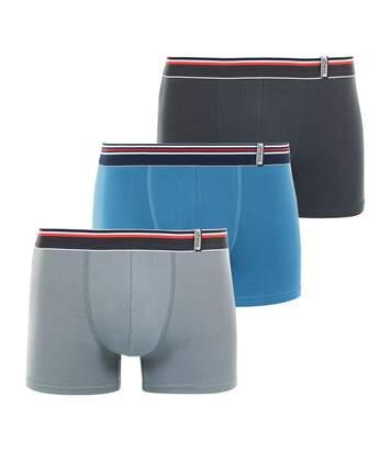 Lot de 3 boxers homme Easy Color