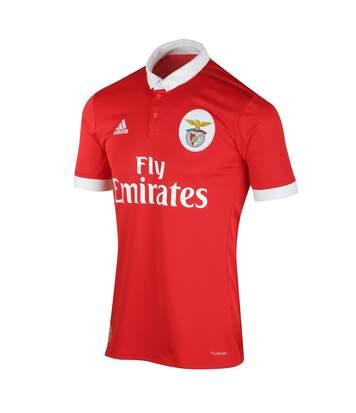 Maillot domicile Benfica Lisbonne rouge homme Adidas