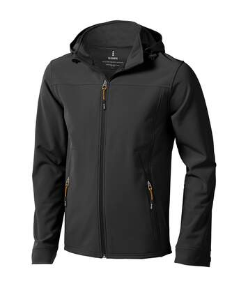 Elevate Langley - Veste Softshell - Homme (Anthracite) - UTPF1907