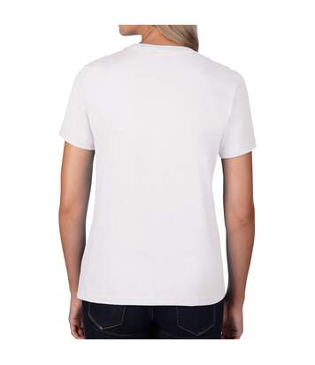 Gildan - T-Shirt Coton - Femmes (Blanc) - UTBC2662