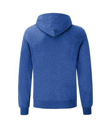 Fruit Of The Loom - Sweat À Capuche - Homme (Bleu roi chiné) - UTBC366