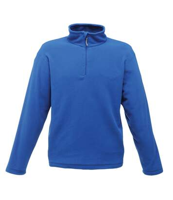 Regatta Mens Micro Zip Neck Fleece Top (Royal Blue) - UTRG1580