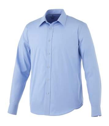 Elevate Hamell - Chemise À Manches Longues - Homme (Bleu clair) - UTPF1841
