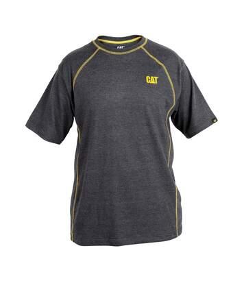 Caterpillar C1510158 Performance - T-Shirt - Homme (Gris foncé) - UTFS1306