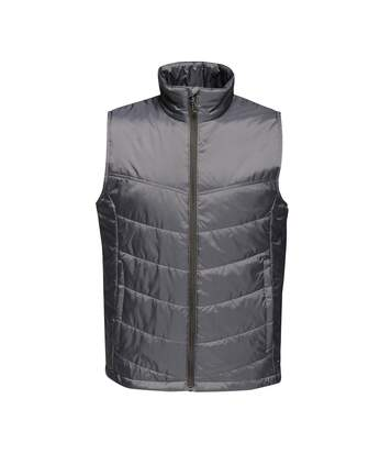 Regatta Mens Stage Insulated Bodywarmer (Seal Grey) - UTBC4130