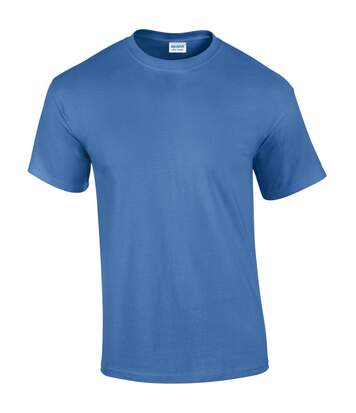Gildan Mens Ultra Cotton Short Sleeve T-Shirt (Iris) - UTBC475