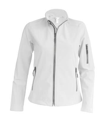 Kariban - Veste Softshell - Femme (Blanc) - UTRW714
