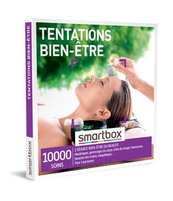 SMARTBOX - Tentations bien-être - Coffret Cadeau Bien-être