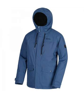 Regatta Mens Syrus Hooded Jacket (Distant Blue) - UTRG3678