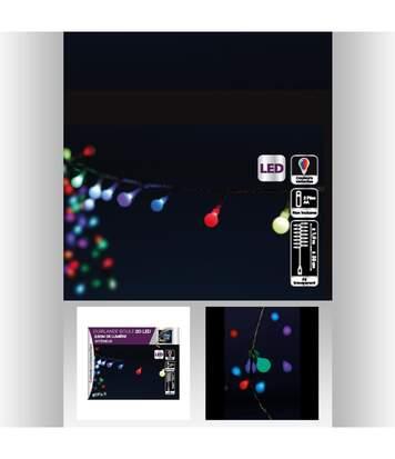 Feeric Christmas - Guirlande lumineuse Intérieur 20 Boules LED à variation de couleur sur 2.80 m