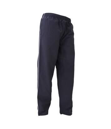 Gamegear® - Pantalon De Jogging - Homme (Bleu marine/Blanc) - UTBC445