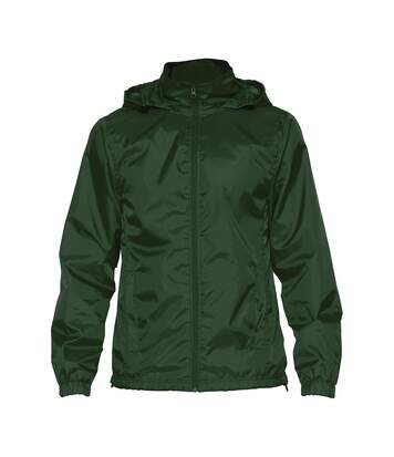 Gildan Mens Hammer Windwear Jacket (Forest Green) - UTPC3988