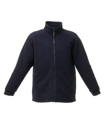 Regatta Mens Asgard II Quilted Fleece Jacket (Thermo-guard Insulation) (Dark Navy) - UTBC823