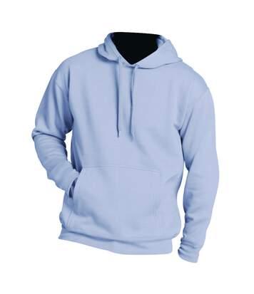 Sols Slam - Sweatshirt À Capuche - Homme (Blanc) - UTPC381
