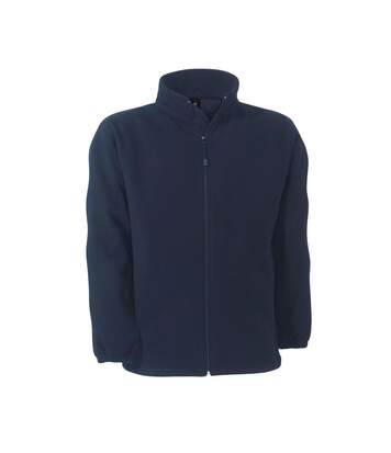 B&C Mens Windprotek Full Zip Waterproof & Windproof Jacket (Navy) - UTRW3520